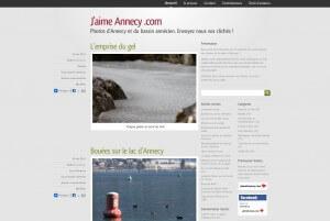 Jaime Annecy, blog