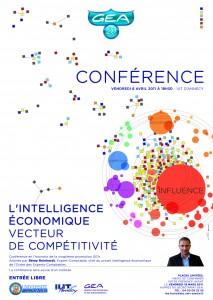 conférence GEA 20 ANS IUT de Savoie