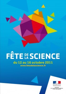 affiche fete de la science 2011