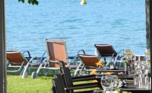 Clos Marcel, hôtel au bord du lac d'Annecy