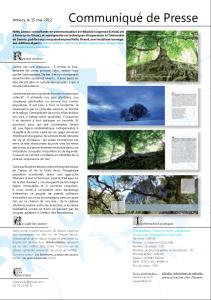 livre sur les arbres par Nelly Lemar