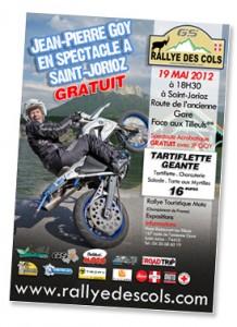 rallye moto 2012