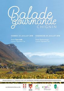 dégustation de vin de Savoie